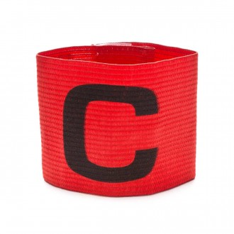 Captain's Armband  SP Adjustable  Red