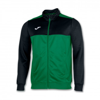 Jacket  Joma Winner Green-Black