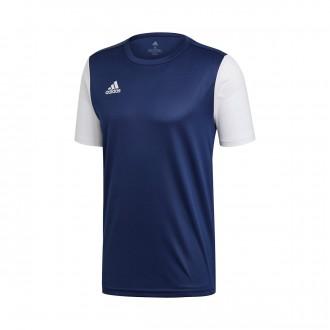 Jersey  adidas Estro 19 m/c Dark blue-White