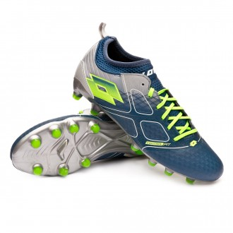 Football Boots  Lotto Maestro 300 FG Blue city-Mint
