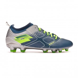 Zapatos de fútbol Lotto Maestro 300 FG Blue city-Mint