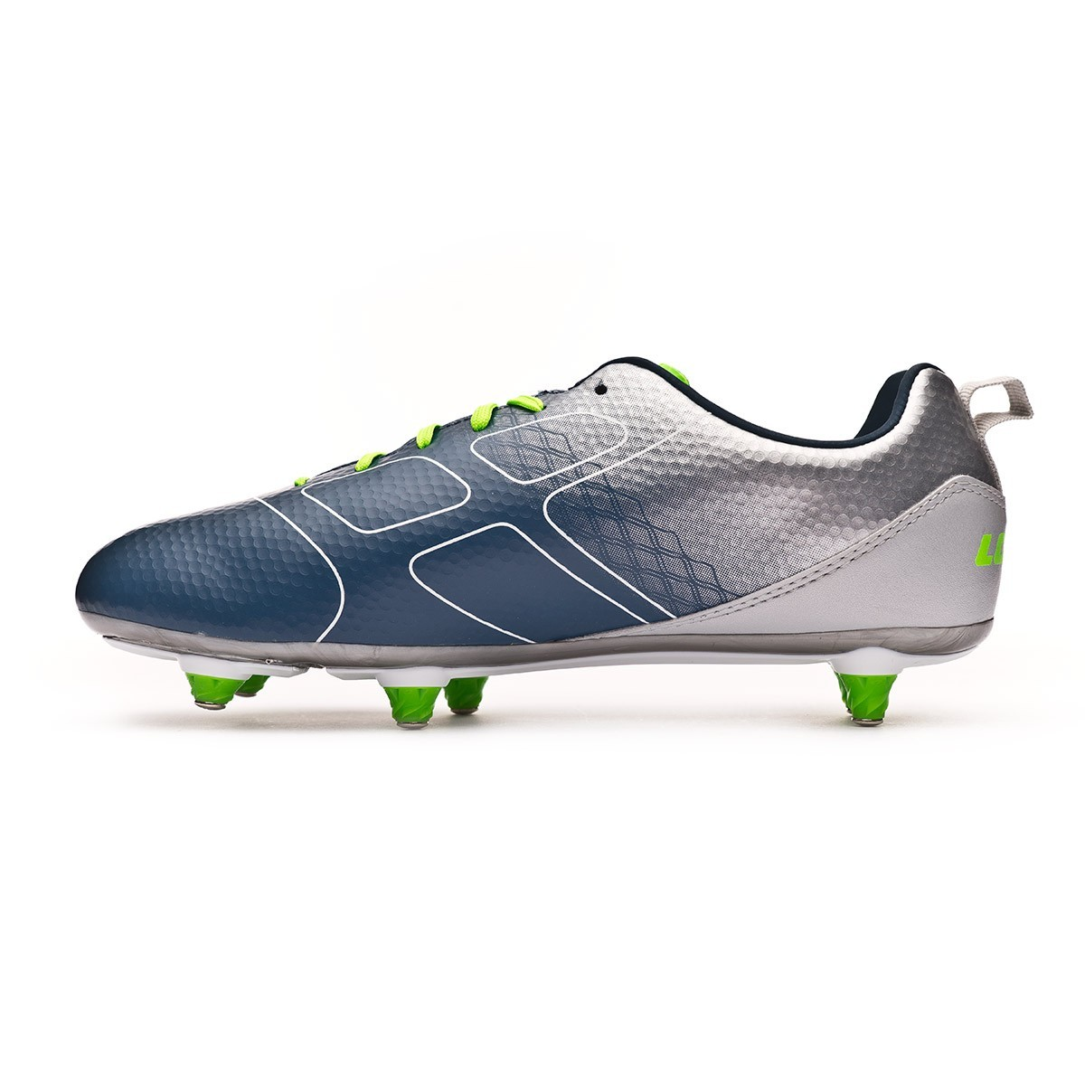 bed248ef5ecb Football Boots Lotto Maestro 700 SG Blue city-Mint - Tienda de fútbol  Fútbol Emotion