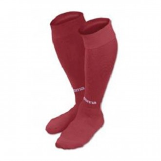 Football Socks Joma Classic II Burdeos