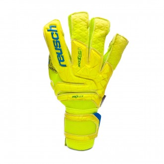 Guanti Reusch Fit control Supreme G3 fusion Lime-Safety yellow