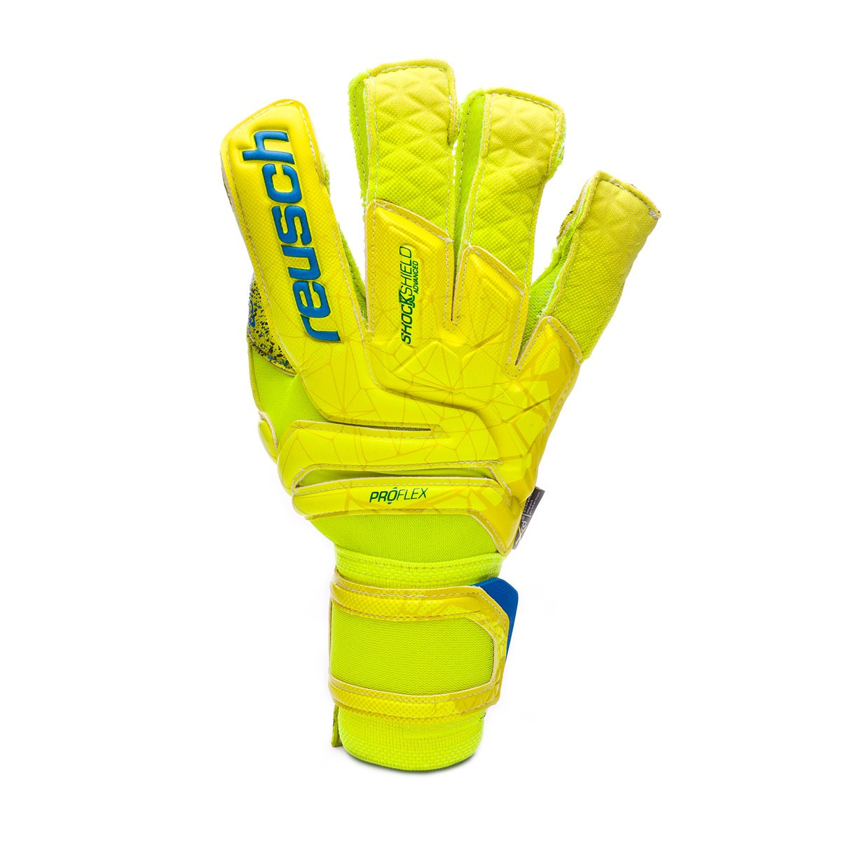 7141ca0ebf9 Glove Reusch Fit control Supreme G3 fusion Lime-Safety yellow - Football  store Fútbol Emotion