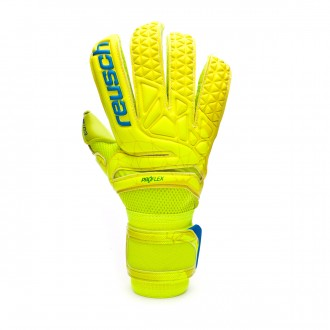 Luvas Reusch Fit Control Pro G3 Lime-Safety yellow