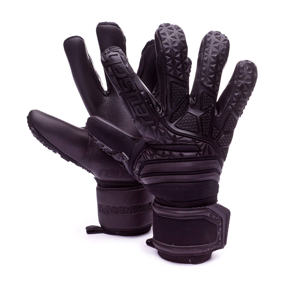 a7b9b8865b49a Gant Reusch Fit Control Freegel MX2 Black - Boutique de football Fútbol  Emotion