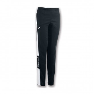 Tracksuit bottoms  Joma Champion IV Mujer Black