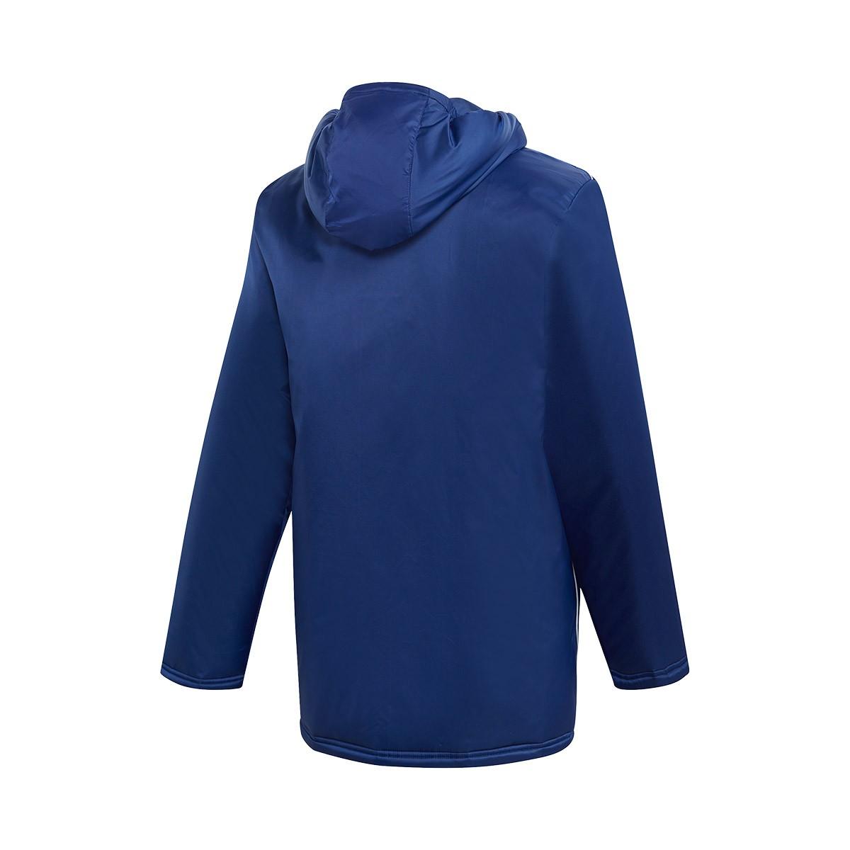79ff8e17a Chaquetón adidas Core 18 Stadium Niño Dark blue-White - Tienda de fútbol  Fútbol Emotion
