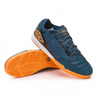 Zapatilla  Umbro Chaleira Pro IC Navy-Gold