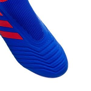 3f22cdb01 Football Boots adidas Predator 19.3 FG LaceLess Bold blue-Active red ...