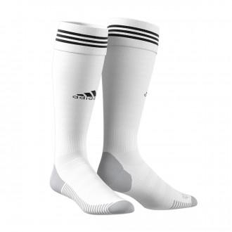 Meias adidas Adisock 18 White-Black