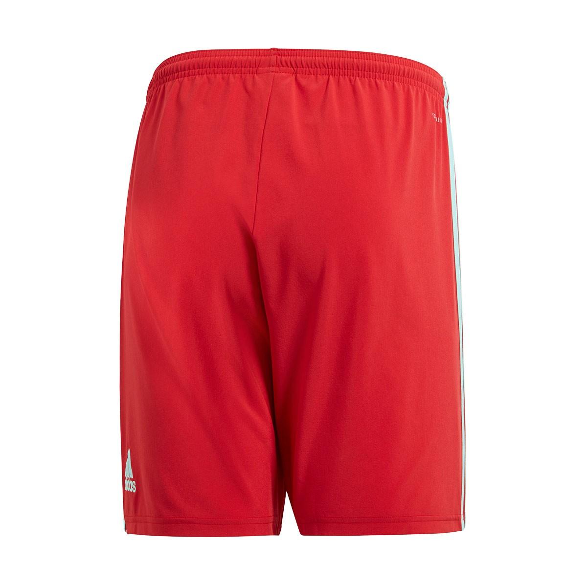 Pantalón corto Condivo 18 Power red Energy aqua