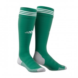 Football Socks  adidas Adisock 18 Bold green-White