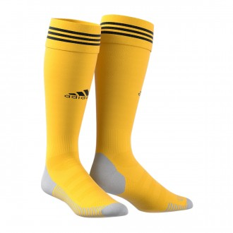 Football Socks  adidas Adisock 18 Bold gold-Black