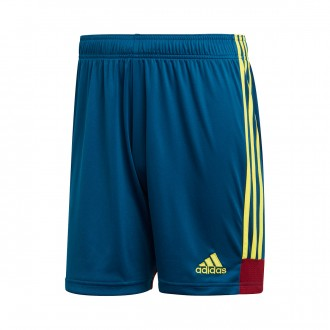 Shorts  adidas Tastigo 19 Legend marine-Yellow