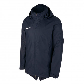 Impermeable  Nike Academy 18 Obsidian-White