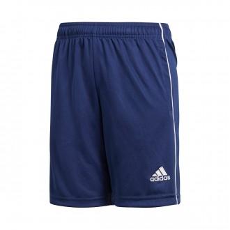 Bermudas adidas Core 18 Niño Dark blue-White