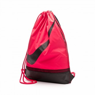 Mochila  Nike Gymsack Football Red orbit-Black