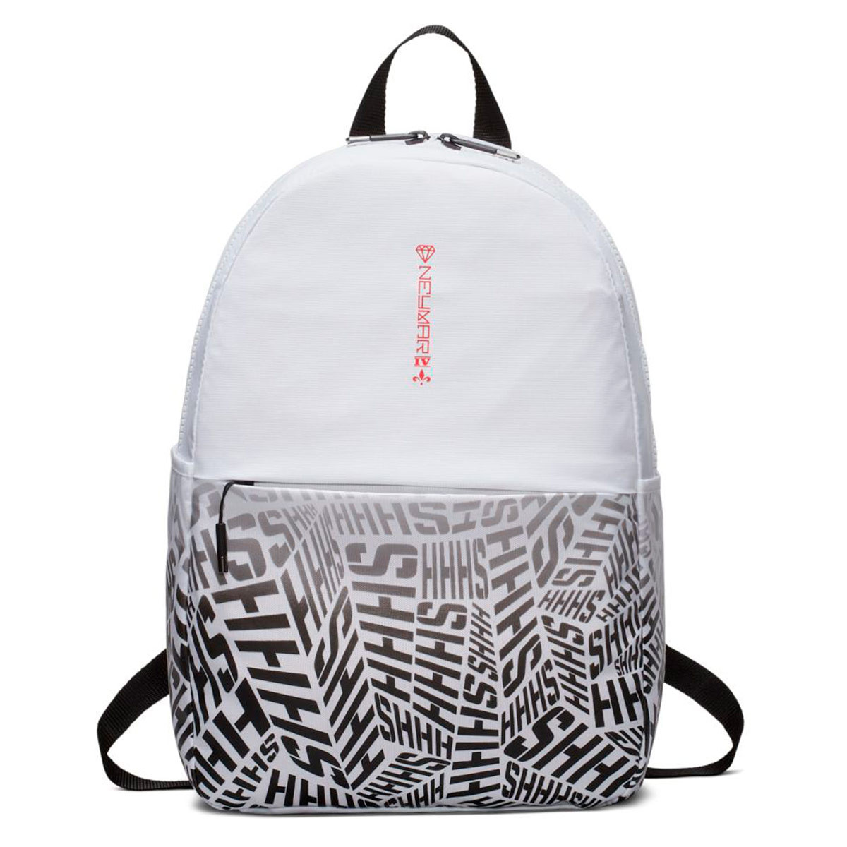 Cinemática Divertidísimo efecto  Backpack Nike Neymar Jr White-Black-Challenge red - Football store Fútbol  Emotion