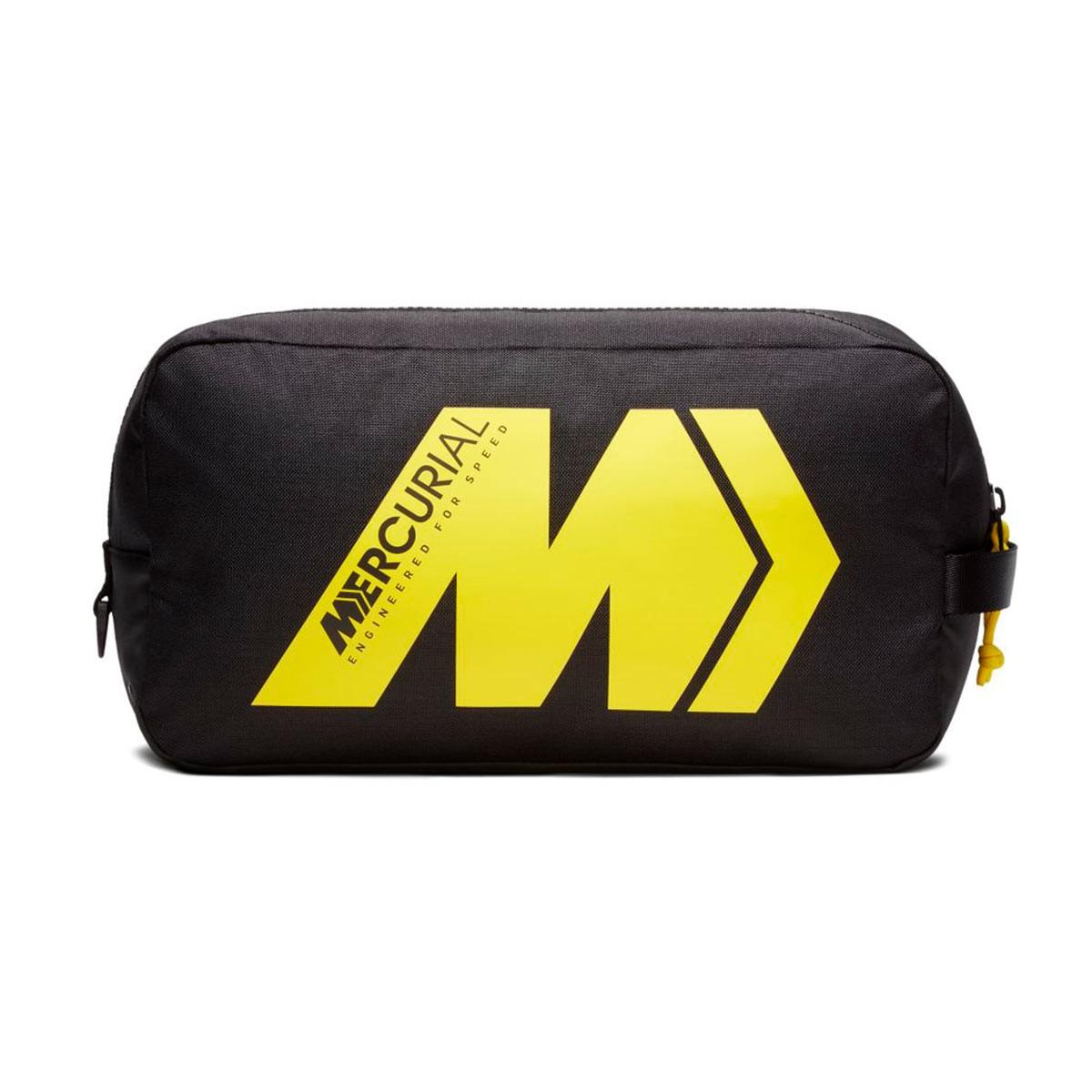 Portascarpe Nike Academy Black Optical yellow Negozio di  VGOnII