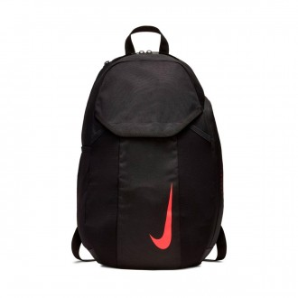 Backpack  Nike Nike Academy Black-Red orbit