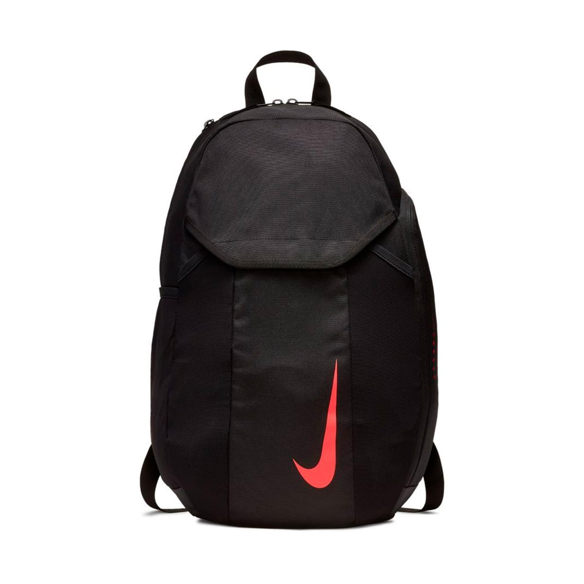 En contra Presidente cola  Mochila Nike Nike Academy Black-Red orbit - Tienda de fútbol Fútbol Emotion
