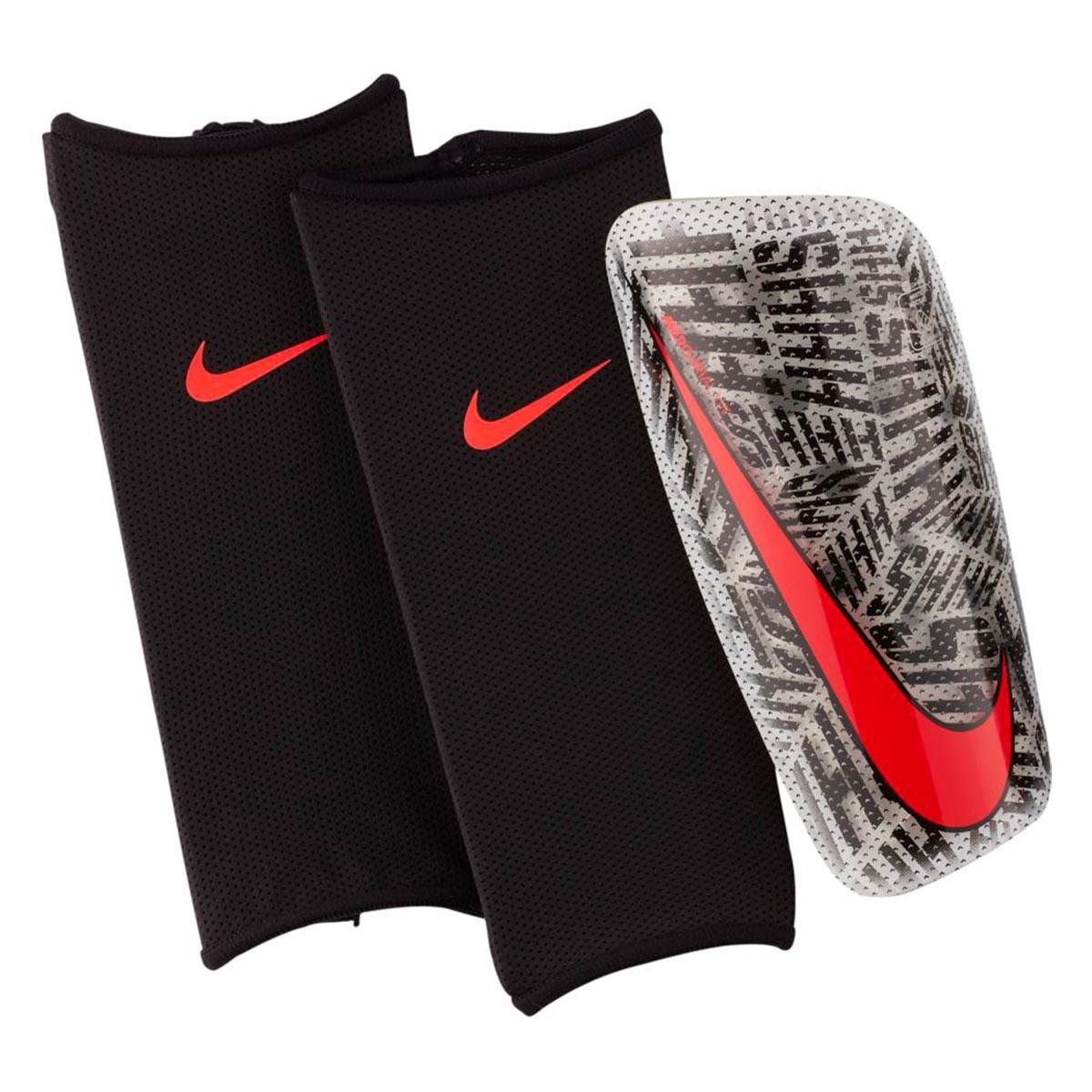 Shinpads Nike Mercurial Lite Neymar Jr White-Black-Challenge red -  Soloporteros es ahora Fútbol Emotion fc46230d5771a
