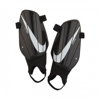 Shinpads  Nike Charge Black-White