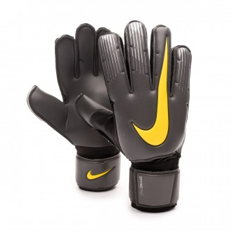 Glove  Nike Spyne Pro Anthracite-Black-Optical yellow
