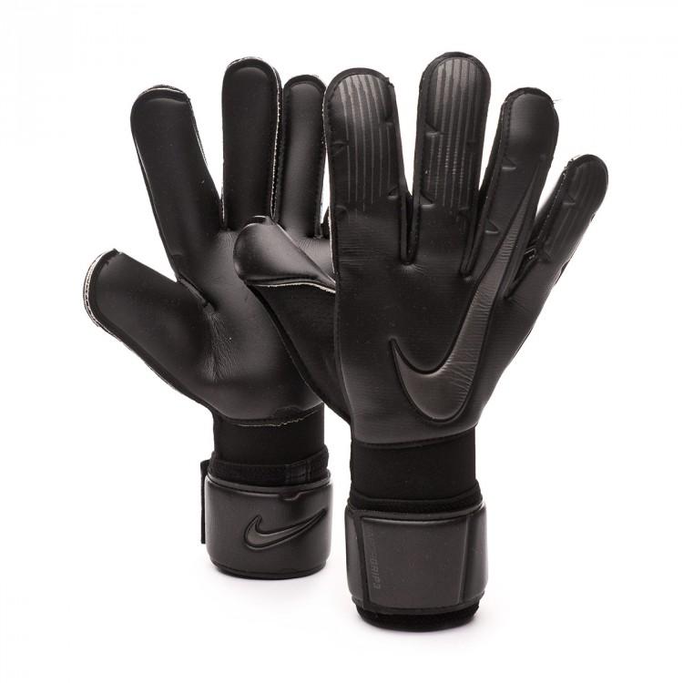 Correspondencia vía toma una foto  Glove Nike Vapor Grip 3 Black - Football store Fútbol Emotion