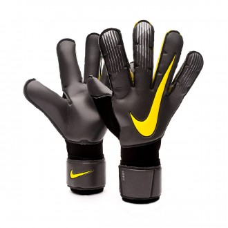 Glove  Nike Grip 3 Anthracite-Black-Optical yellow