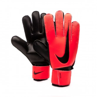 Glove  Nike Match Bright crimson-Black