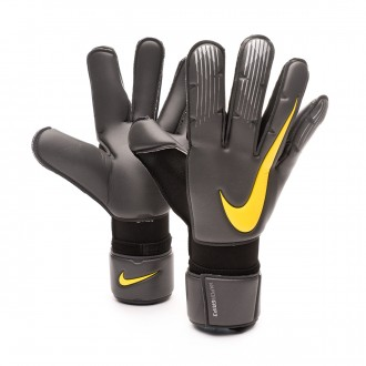 Glove  Nike Vapor Grip 3 Anthracite-Black-Optical yellow