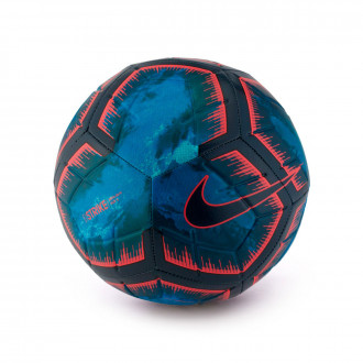 Ballon  Nike Strike Night 2018-2019 Obsidian-Bright crimson