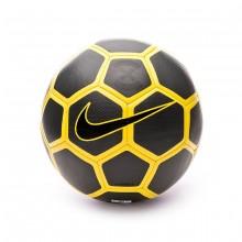 Balón Strike X 2018-2019 Anthracite-Optical yellow-Black