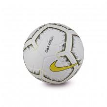 Ball Strike Pro Fifa 2018-2019 White-Optical yellow
