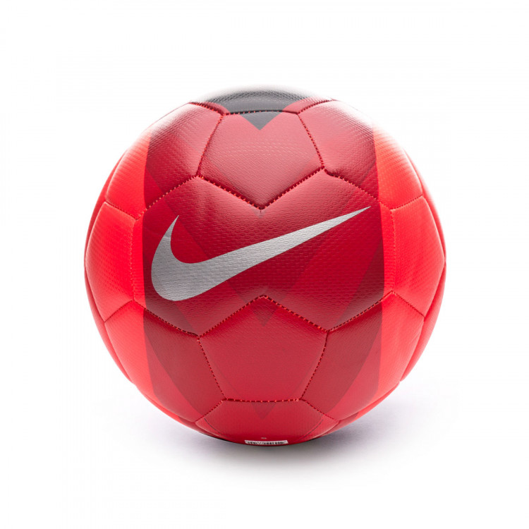 Ball Nike FootballX Strike 2018-2019 Bright crimson-Black-Metallic ... f412632d6c66a