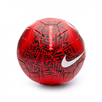 Ballon  Nike Neymar Jr Strike 2018-2019 Challenge red-Black-White