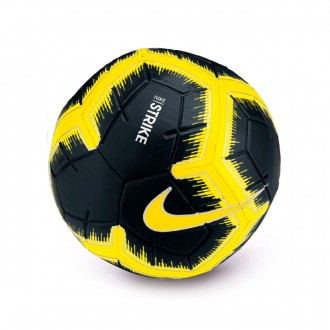 Bola de Futebol  Nike Strike 2018-2019 Anthracite-Optical yellow-Black