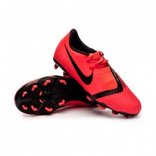 Bota Phantom Venom Academy FG Niño Bright crimson-Black