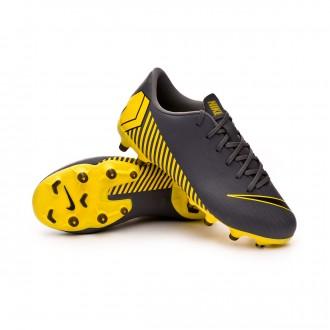 Bota  Nike Mercurial Vapor XII Academy MG Niño Dark grey-Black