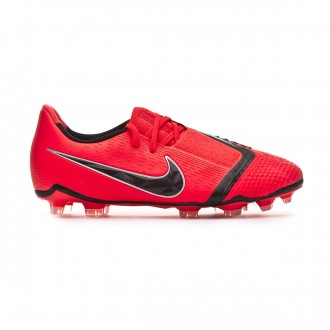 Bota Nike Phantom Venom Elite FG Niño Bright crimson-Black