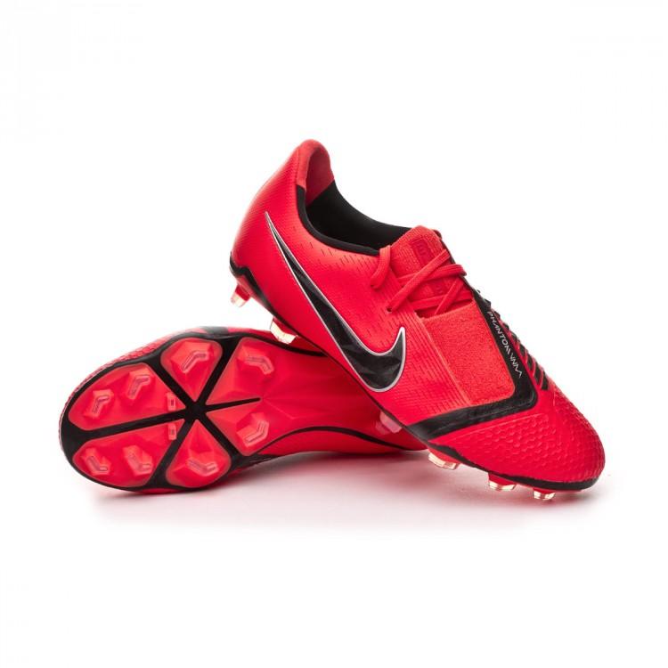 Aparecer Suavemente Reunir  Football Boots Nike Kids Phantom Venom Elite FG Bright crimson-Black -  Football store Fútbol Emotion