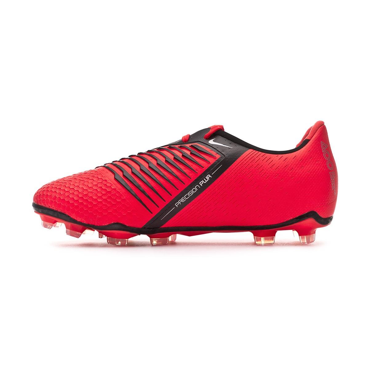 66201120d Football Boots Nike Kids Phantom Venom Elite FG Bright crimson-Black -  Football store Fútbol Emotion