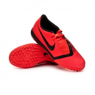 Football Boot  Nike Phantom Venom Academy Turf Niño Bright crimson-Black