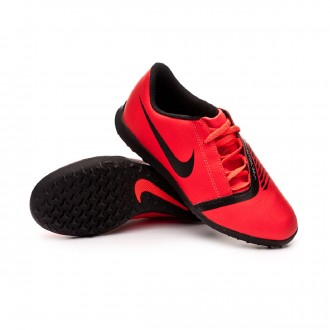 Football Boot  Nike Phantom Venom Club Turf Niño Bright crimson-Black