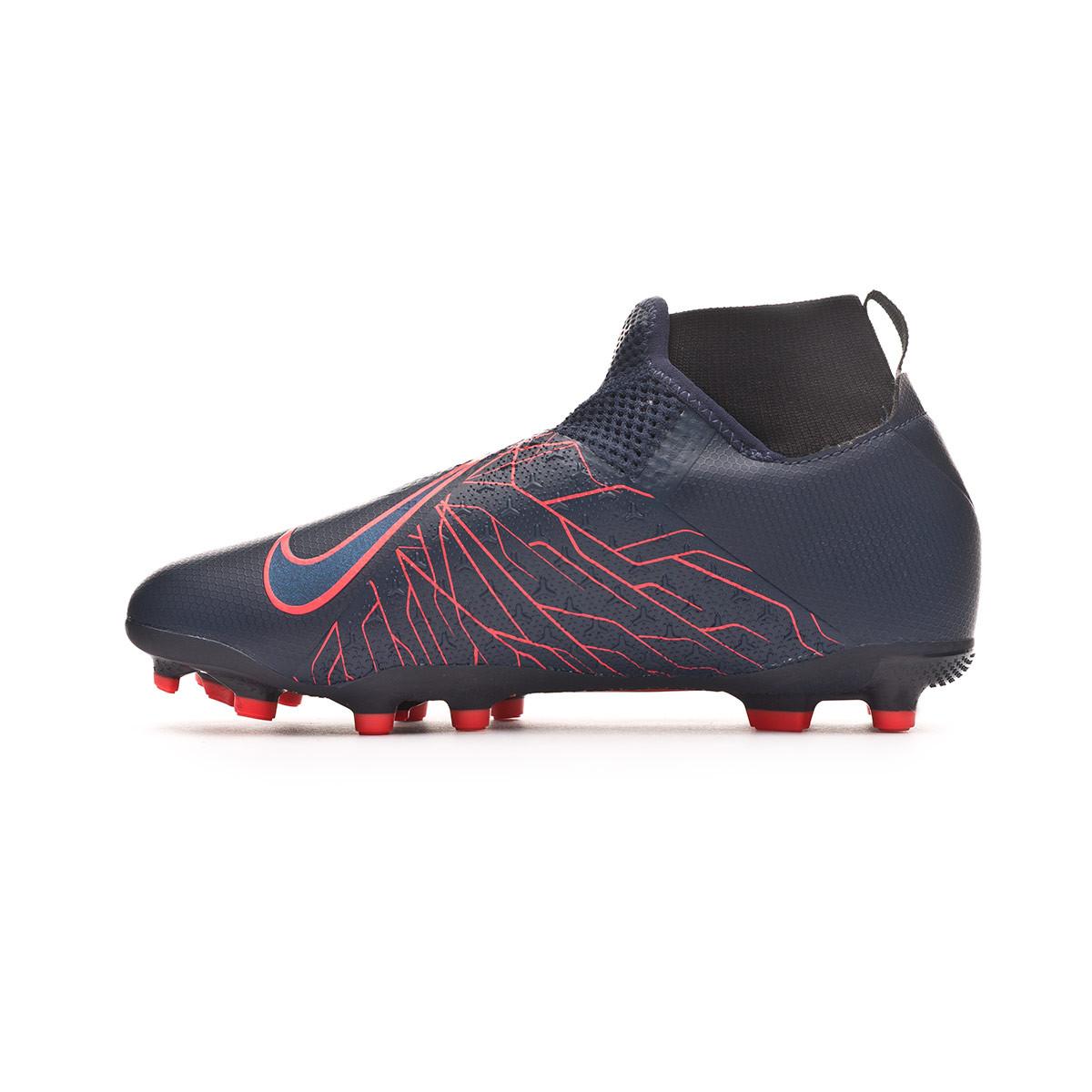 Nike Kids Phantom Vision Academy DF FGMG Football Boots