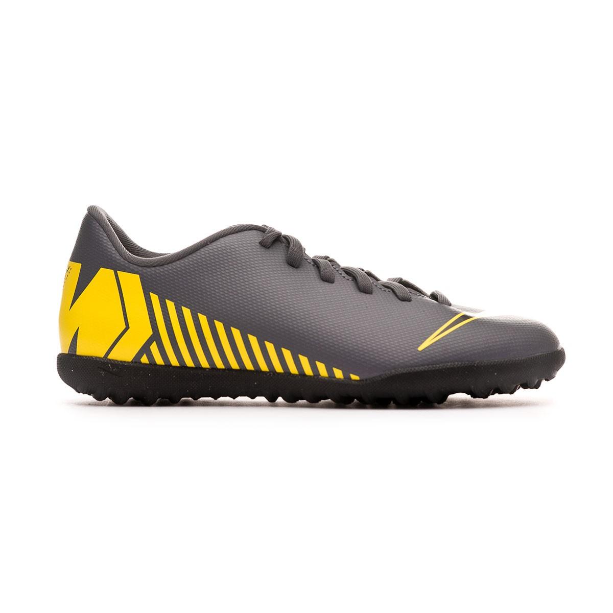 Nike Kids Mercurial VaporX XII Club Turf Football Boot