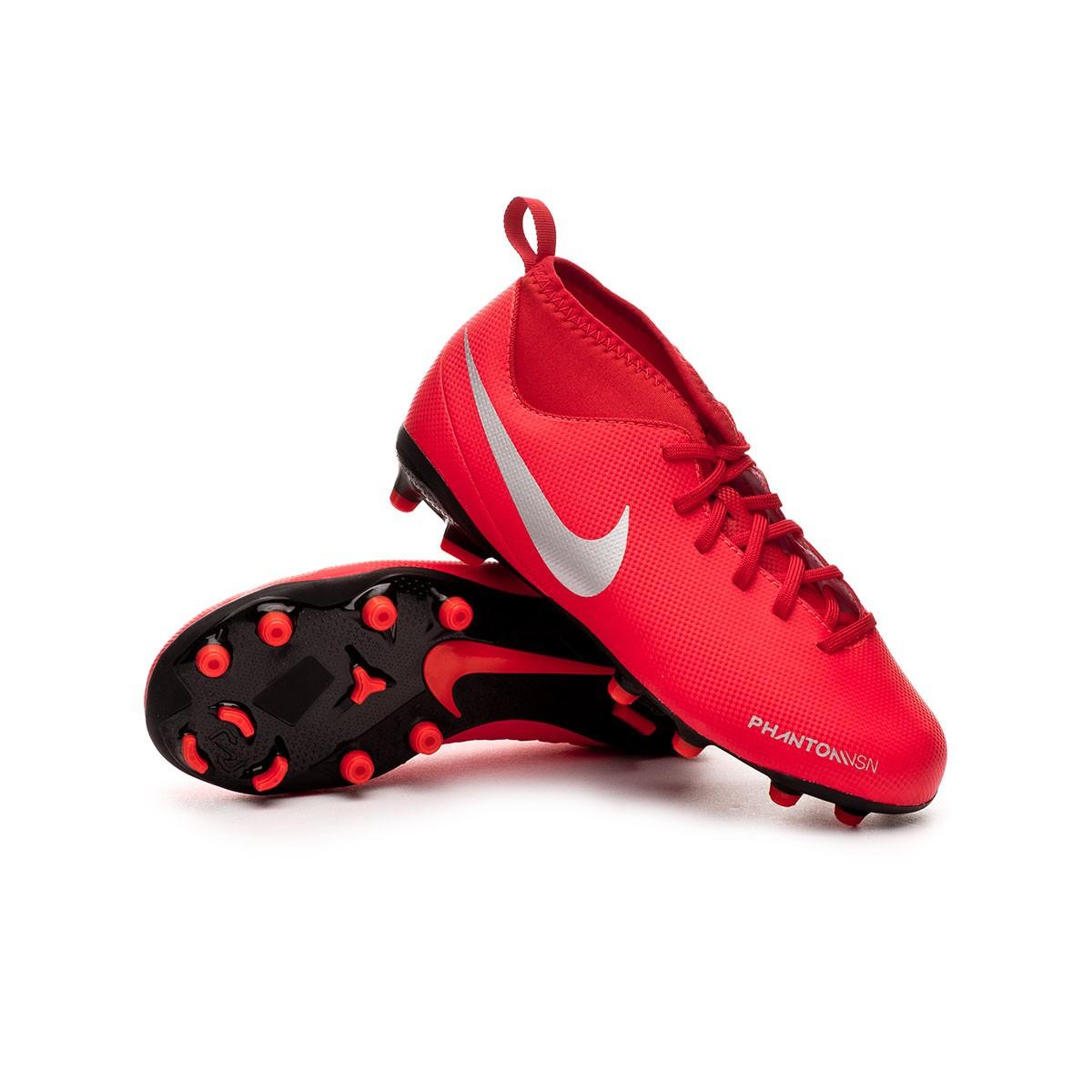 brand new 684c0 c7472 Nike Phantom Vision Club DF FG MG Niño Football Boots